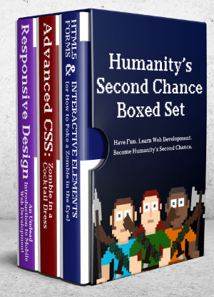 Humanity's Second Chance: HTML Forms, Advanced CSS, and Responsive Design